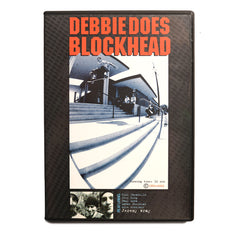 Blockhead Debbie Does Blockhead / Recycled Rubbish DVD