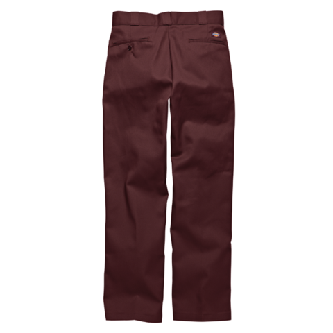 Dickies 874 Original Fit Work Pant Maroon