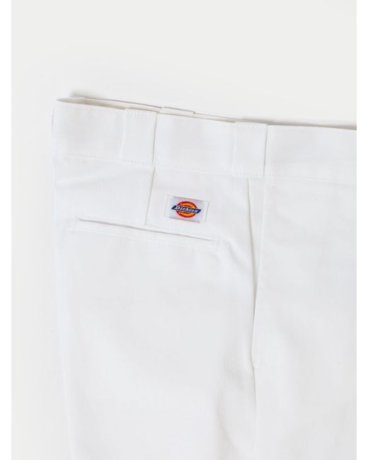 Dickies 874 Original Fit Work Pant White