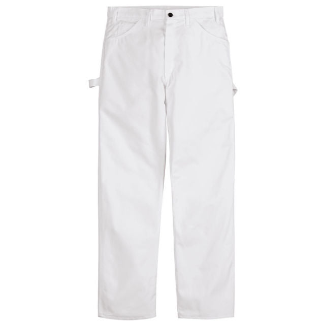 Dickies Painter's Utility Pant Relaxed Fit White