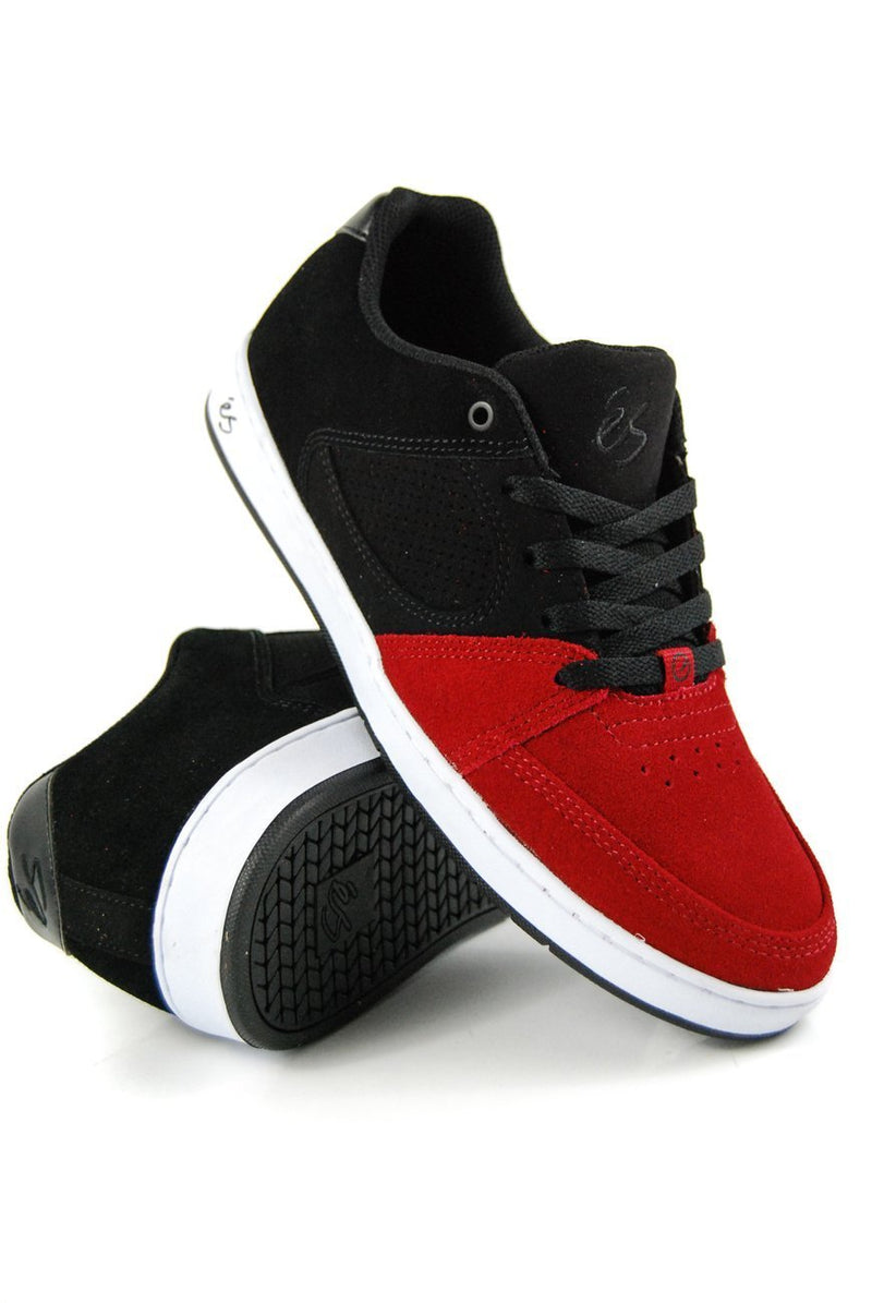 E's Accel Slim Black/Red/Black