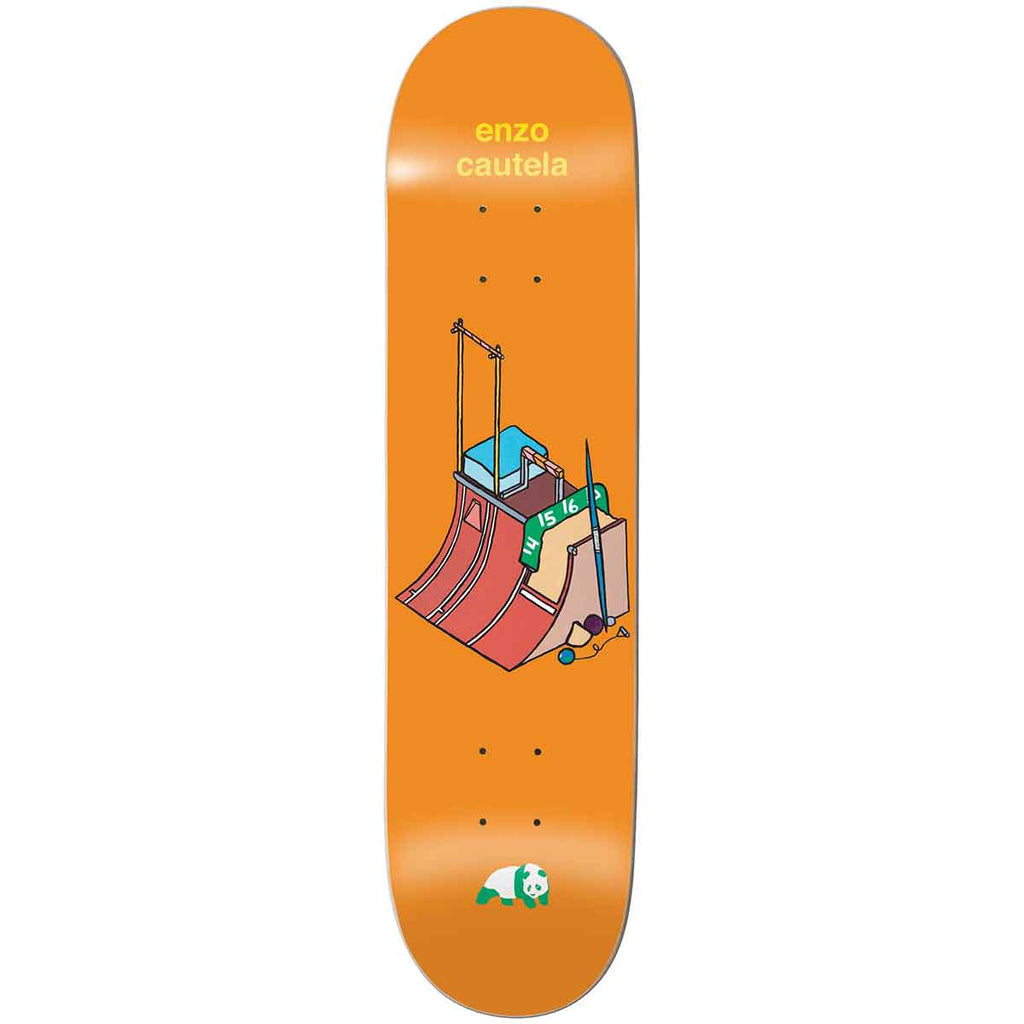 Enjoi Deck Enzo Go For The Gold 8.625""