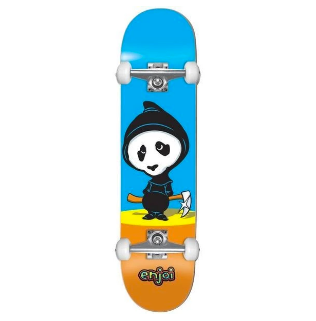 Enjoi Complete Creeper Mini Blue/Orange 7.0""