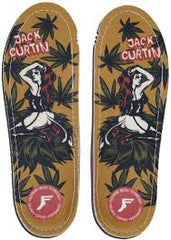 Footprint Insoles Van Styles X Curtain Game Changers