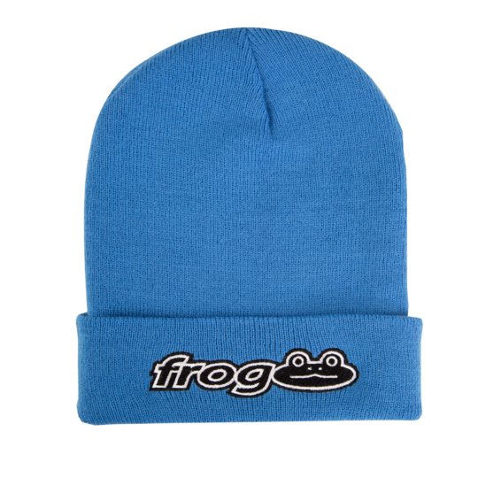 Frog Beanie Frog Works Car Blue