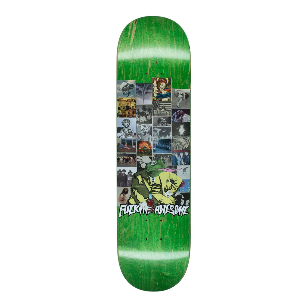 Fucking Awesome Deck Frogman 2 8.25""