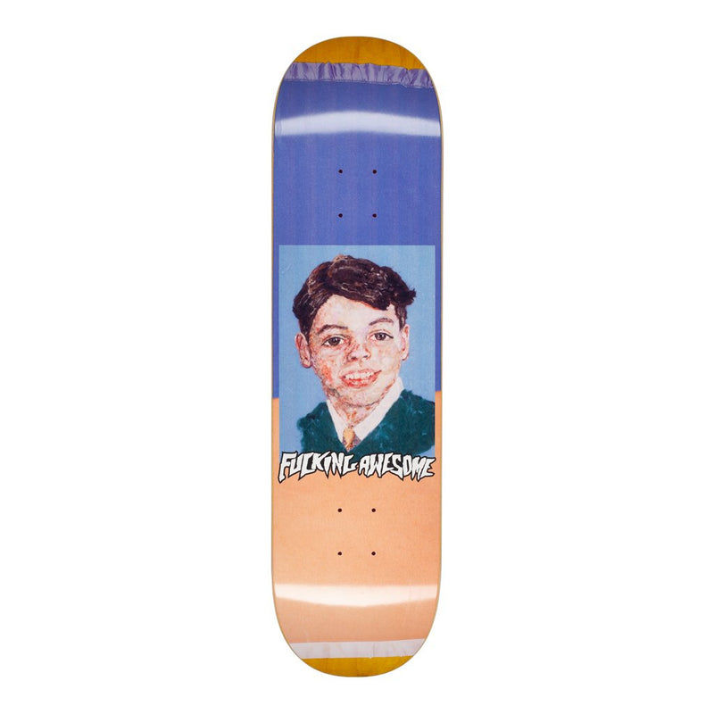Fucking Awesome Deck Gino Felt Class Photo 8.25""