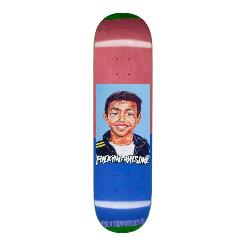 Fucking Awesome Deck Sage Felt Class Photo 8.25""