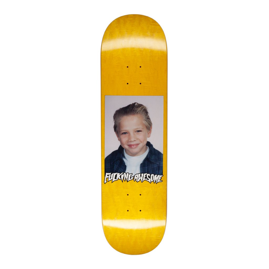 Fucking Awesome Deck Vincent Class Photo 8.25""