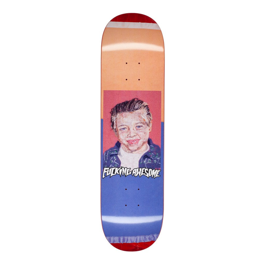 Fucking Awesome Deck Vincent Felt Class Photo 8.5""