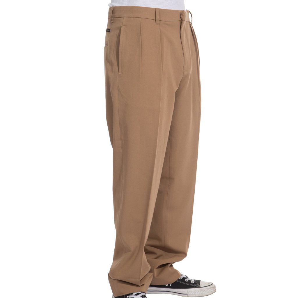 Fucking Awesome Pleated Pants Khaki