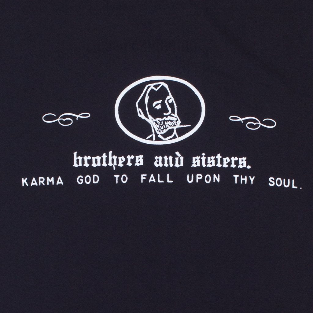 Fucking Awesome T-Shirt Brothers And Sisters Black