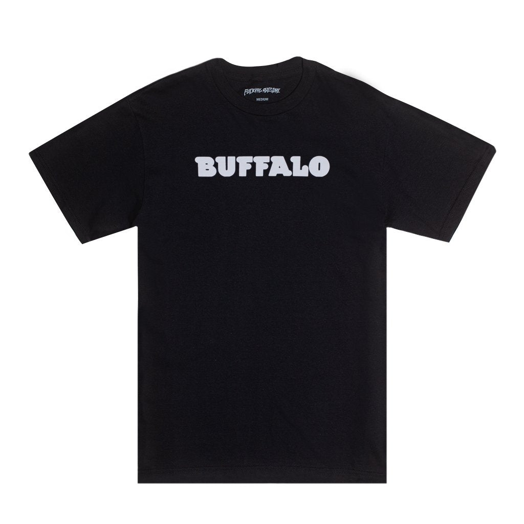 Fucking Awesome T-Shirt Buffalo Black