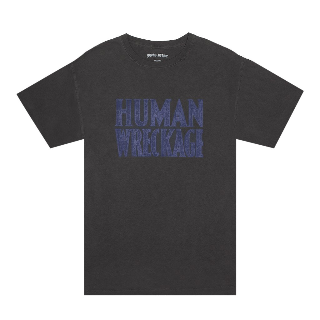 Fucking Awesome T-Shirt Human Wreckage Pepper