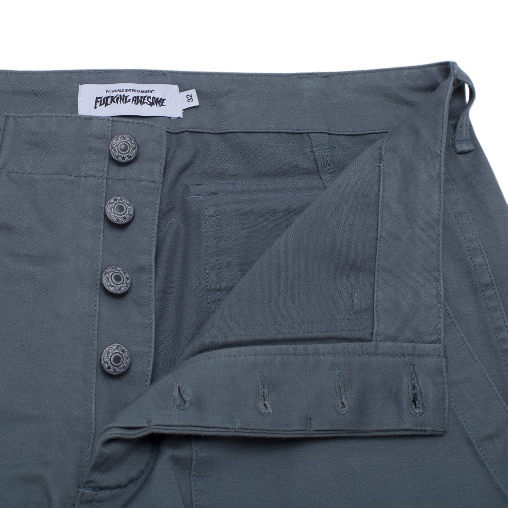Fucking Awesome Utility Pant Dark Teal