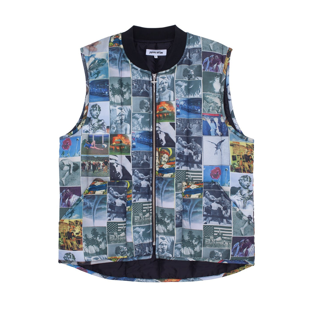 Fucking Awesome Vest Frogman
