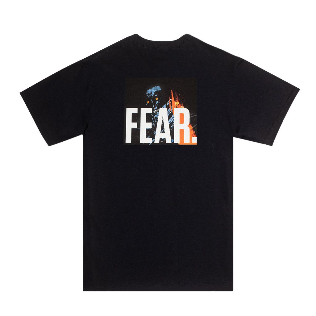 Fucking Awesome T-Shirt Fear Black