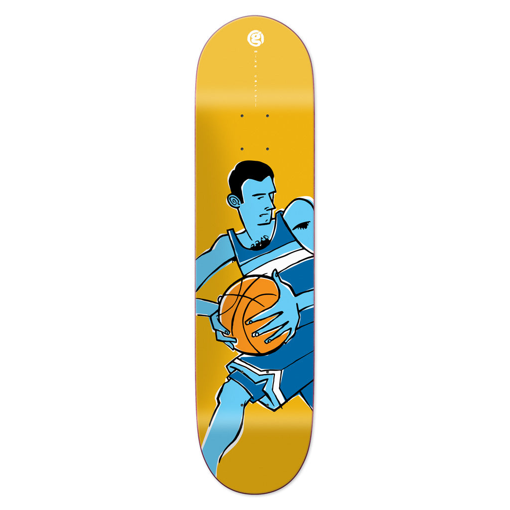 Girl Deck Carroll Jenkins Basketball 8.375""