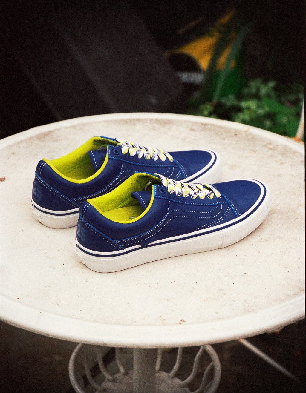 Vans Old Skool Pro Ltd (Quartersnacks) Royal
