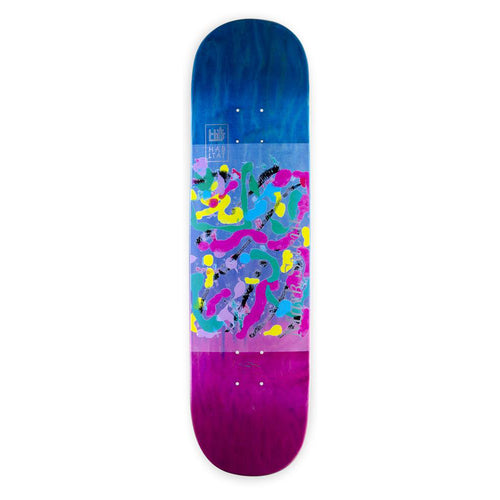 Habitat Deck Suciu Elena Abstract 8.25""