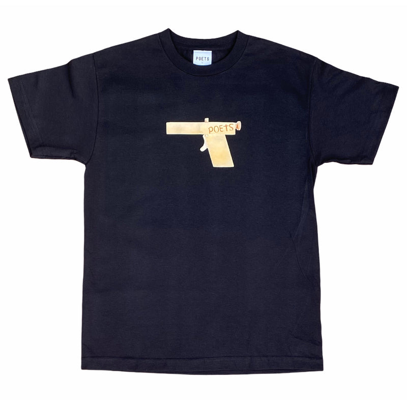 Poets T-Shirt Glock Black