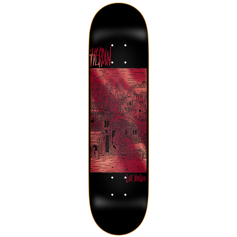 Heroin Deck Yankou Final Dance of Death 8.25""