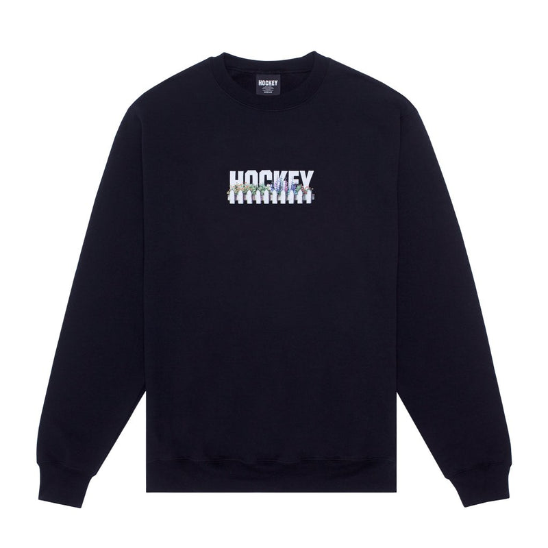 Hockey Crew Neck Sweater Neighbor Black