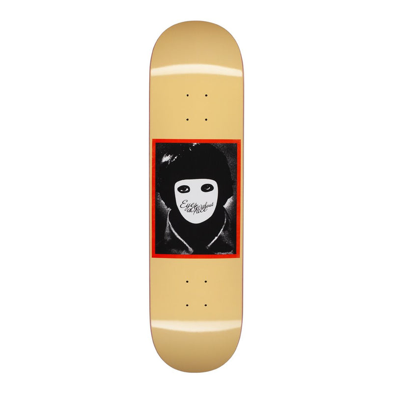 Hockey Deck No Face Yellow 8.5""