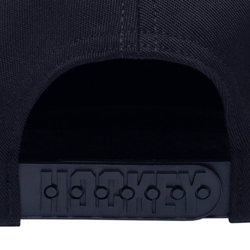 Hockey Snapback Hat Ultraviolence Black