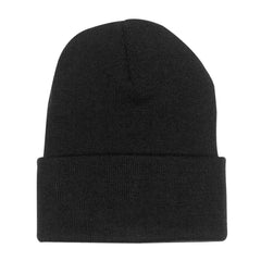 Hockey Beanie Bat Black