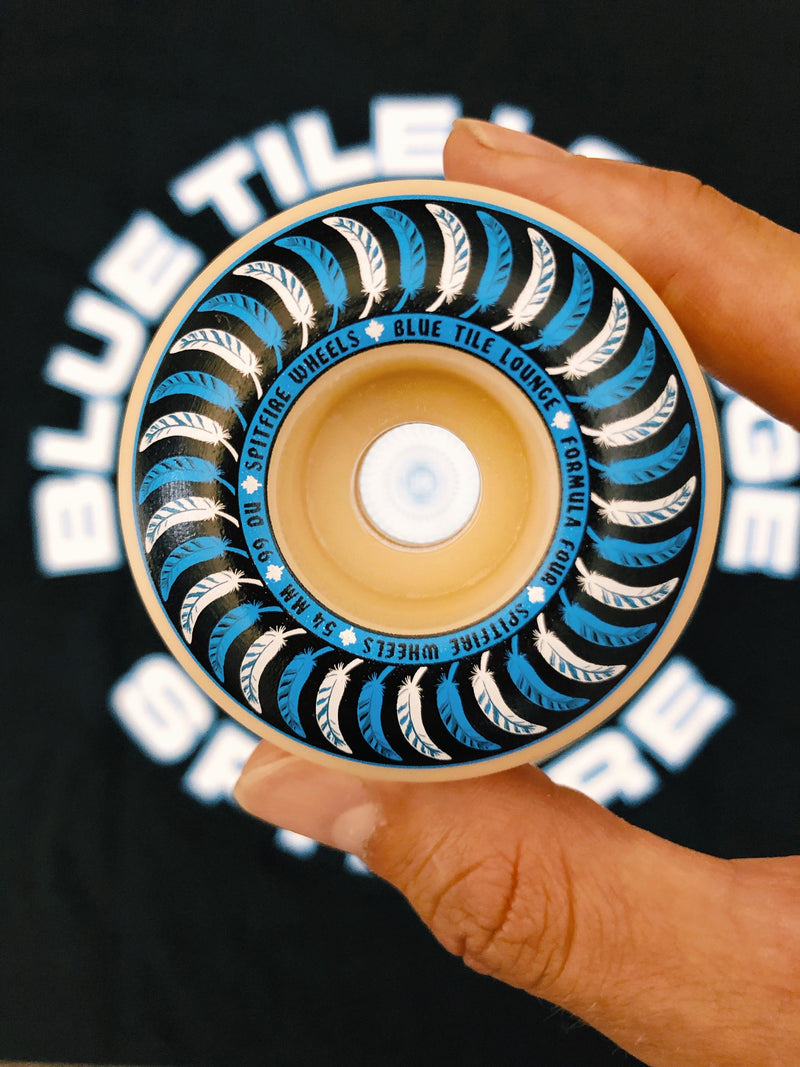 Spitfire x Blue Tile Lounge Wheels F4 Classic 53mm 99D