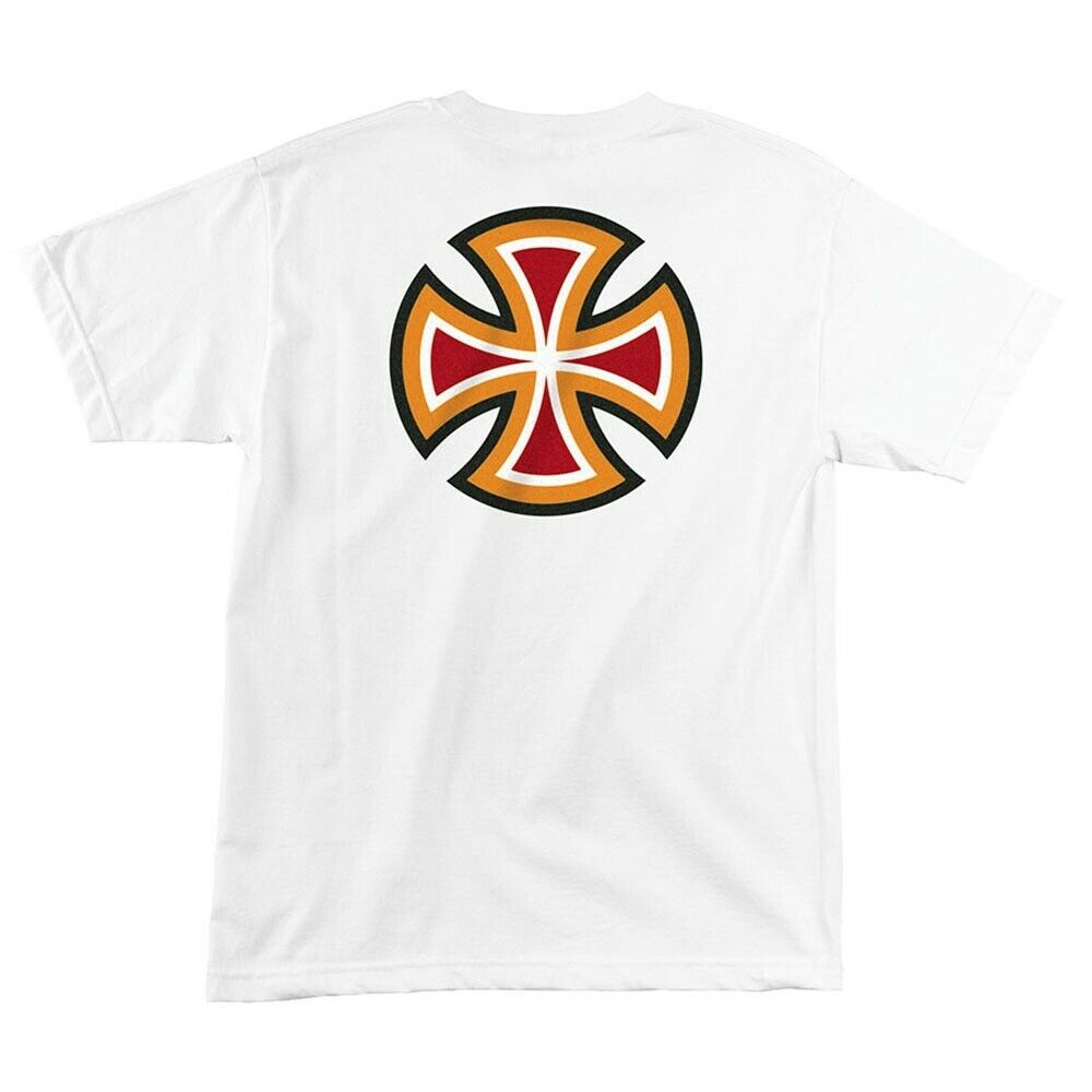 Independent T-Shirt BC Primary White