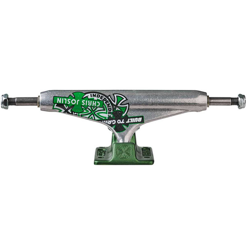 Independent Trucks Forged Hollow Stage 11 Joslin Silver/Green 149