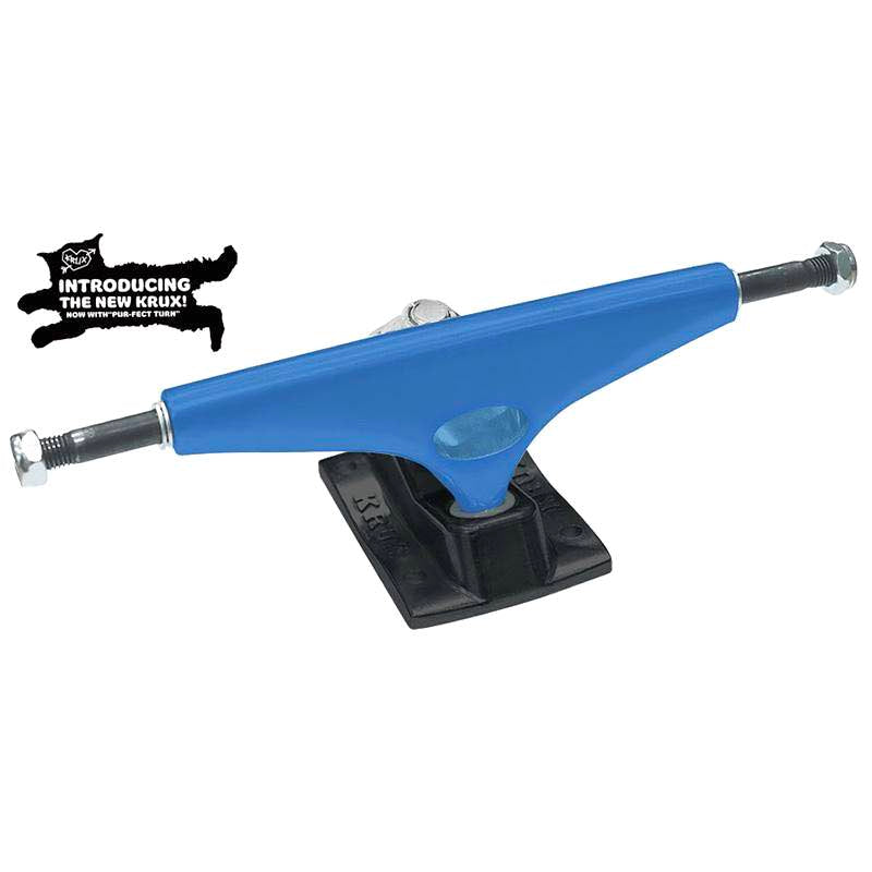 Krux Trucks K5 Blue/Black Standard 8.25