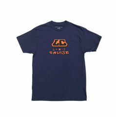 Lewis Cruise T-Shirt Natty Kon Navy