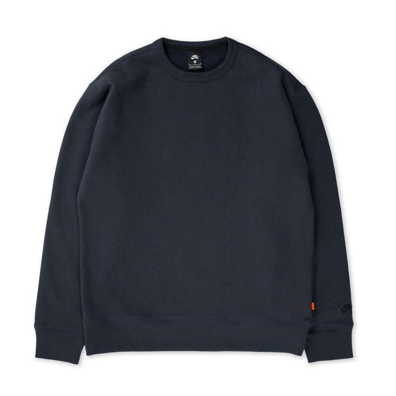 Nike SB ISO Crew Neck Sweater Grey