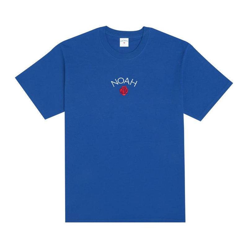 Noah T-Shirt Rose Core Logo Royal