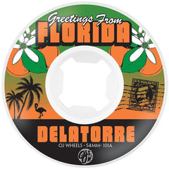 OJ Wheels Delatorre Florida Original 54mm
