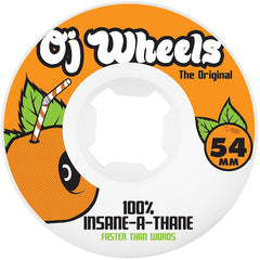 OJ Wheels Juicebox HardLine 54mm 99a