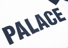 Palace Rugby Shirt P2 White/Navy