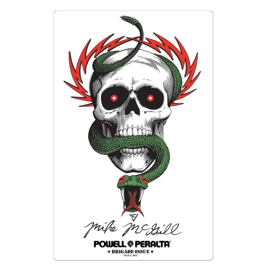 Powell Peralta Sticker McGill
