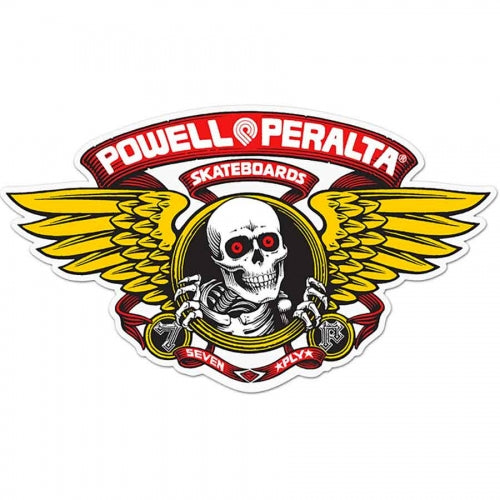 Powell Peralta Sticker Skull & Sword
