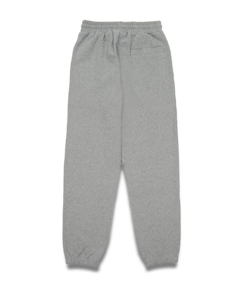 Quartersnacks Sweatpants Embroidered Snackman Heather