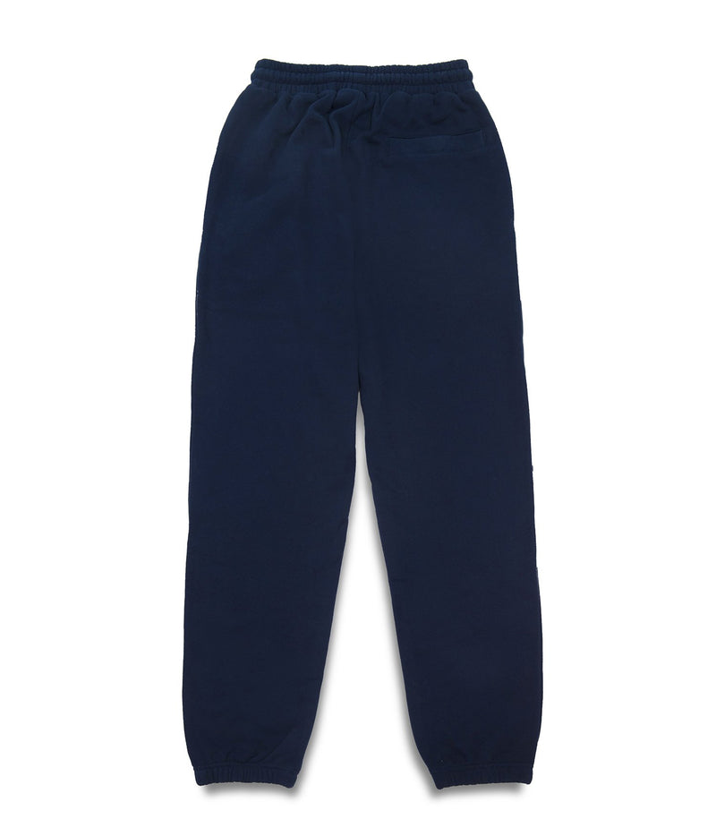 Quartersnacks Sweatpants Embroidered Snackman Navy