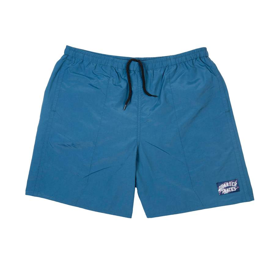 Quartersnacks Shorts Water Short Navy