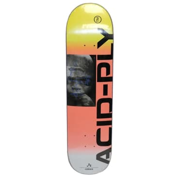 Quasi Deck Chem Red 8.0""
