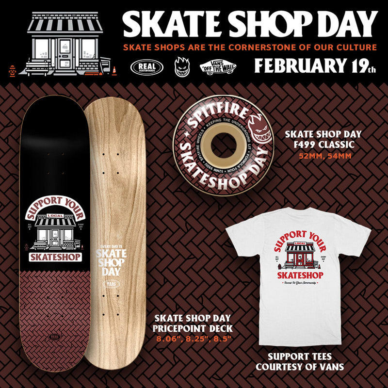 Spitfire Wheels F4 Classic Skate Shop Day 54mm 99D