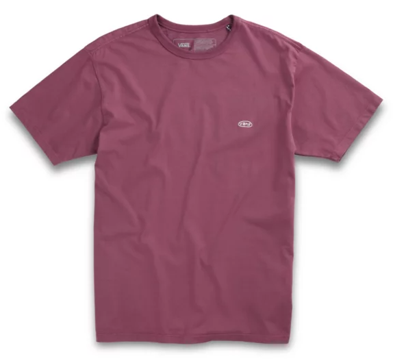 Vans T-Shirt Off The Wall Color Tulipwood