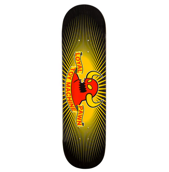 Toy Machine Deck Loyal Monster 8.125""