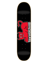 Toy Machine Deck Devil Cat Lrg 8.375""